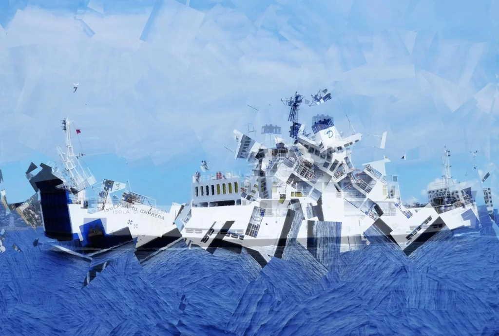 Traghetto Isola di Caprera